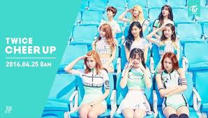 twiceヒット曲『cheer up』が韓国で年間1位に??!