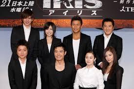 キムテヒ出演ドラマの日本でも話題の『IRIS-アイリス』が面白い??!