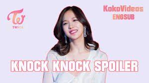 TWICEミナの髪型『knock knock』衣装もかわいいと評判!!