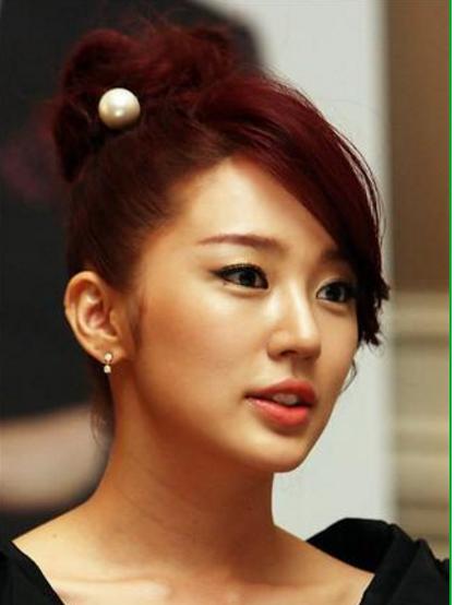 ユンウネ髪型『お嬢様をお願い』かわいいウェーブが気になる??!画像あり