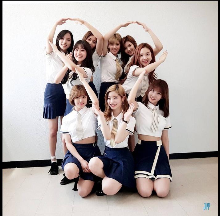TWICEがMステ6月30日に代表曲TT日本語バージョン披露!!観覧希望!!