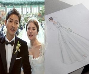 ソンヘギョ,結婚,年齢,指輪,反応,結婚式,ドレス,日本,